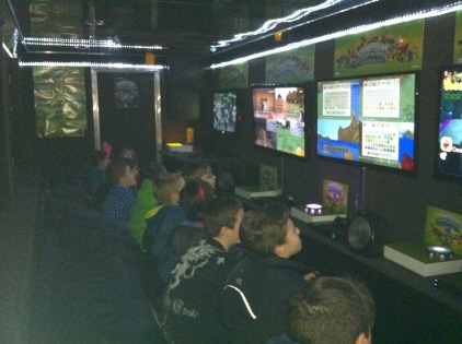 Game Truck 2013